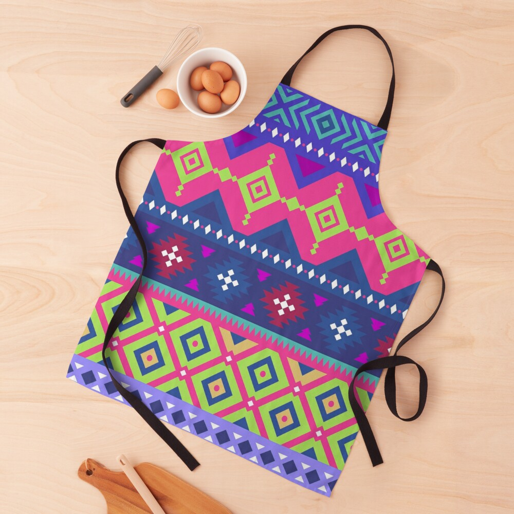 Pretty Cute and Colorful Patchwork Aprons