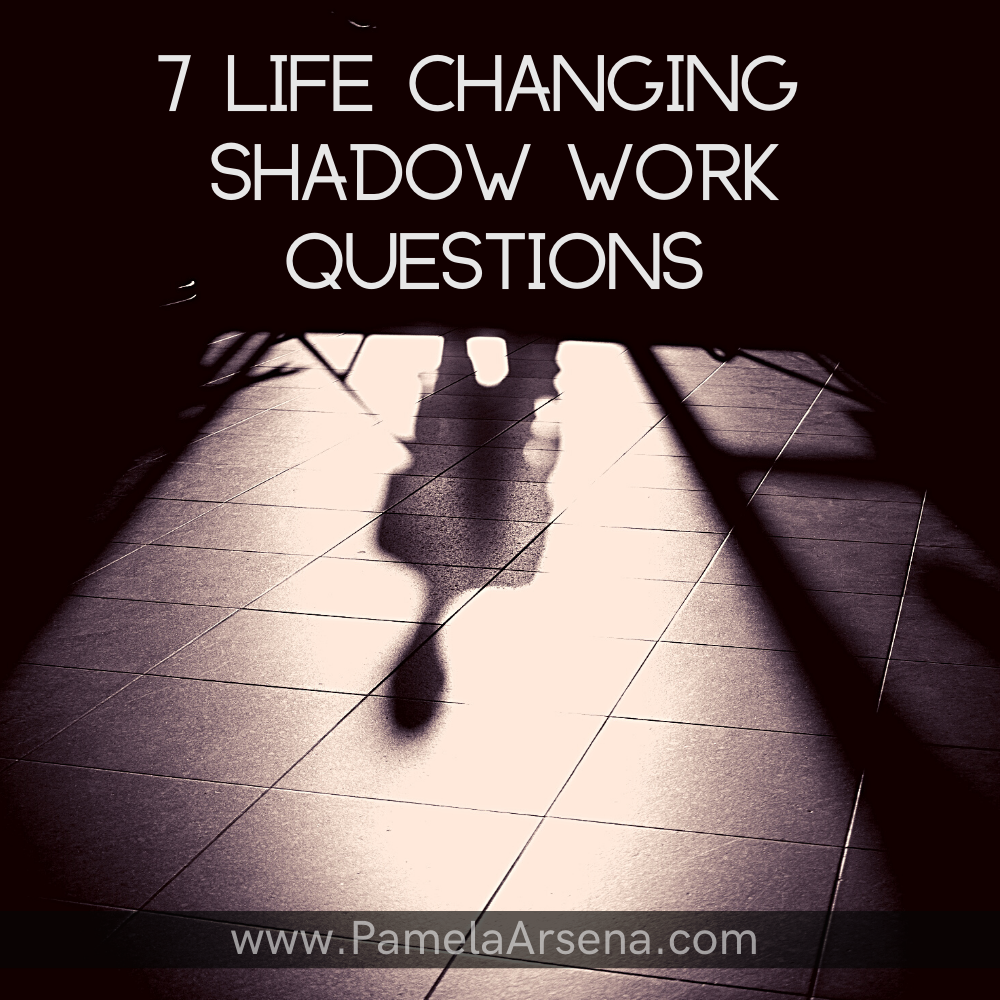 7 life changing shadow work questions